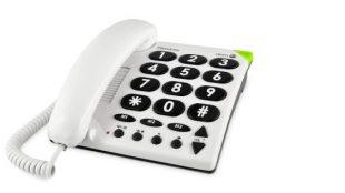 telephone grosses touches pour sénior